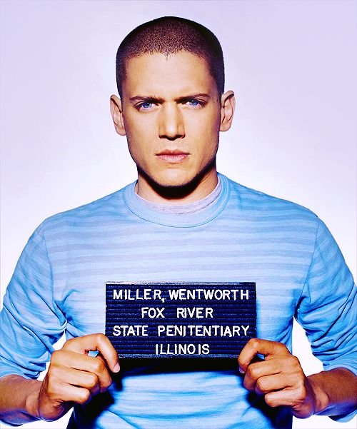 289. Wentworth Miller - Michael Scofield and this is why you should watch prison break ;)