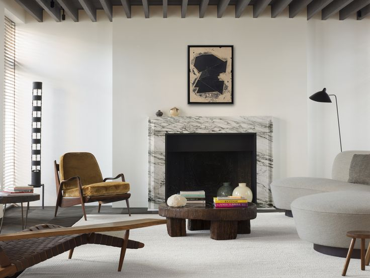 Twice Named As A Top 100 Interior Designer By Architectural Digest France Architect Nicolas Schuybroek