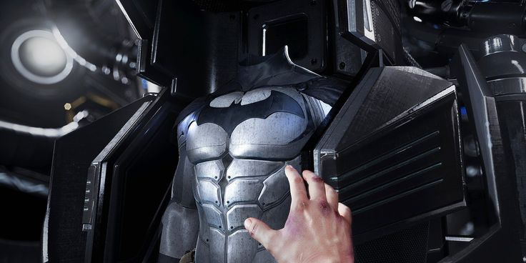 Batman: Arkham VR is scowling its way to PC this month: If you were jealous of PS4 users for getting a VR Batman game, it looks like your…