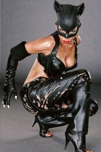 Halle Berry Workout For Catwoman