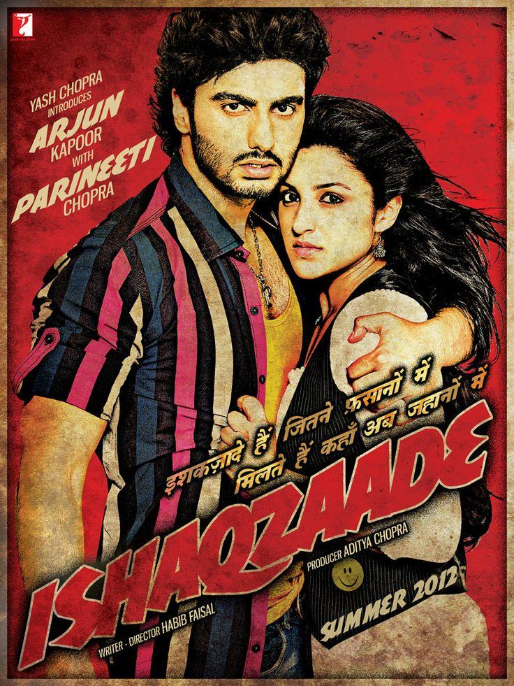 Bollywood action hero - Ishaqzaade-poster.JPG