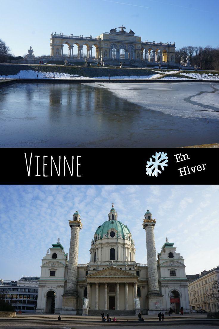 Vienne - Autriche : City guide pour visiter la capitale autrichienne en hiver. Sélection d'activités hivernales et meilleures adresses. Nous avons vécu 2 ans à Vienne et l'hiver est sans conteste l'une de nos saison favorite avec toutes les décorations de noël, la neige qui tombe sur la vieille ville et les bons cafés viennois où venir se réchauffer. #vienne #cityguide #citytrip #escapade #hiver #autriche