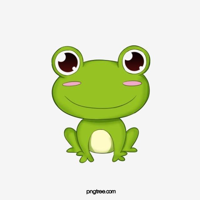 Gambar Cute Hijau Kartun Katak Katak Clipart Haiwan Haiwan Ilustrasi Png Dan Clipart Untuk Muat Turun Percuma Cute Frogs Cartoon Clip Art Frog Drawing