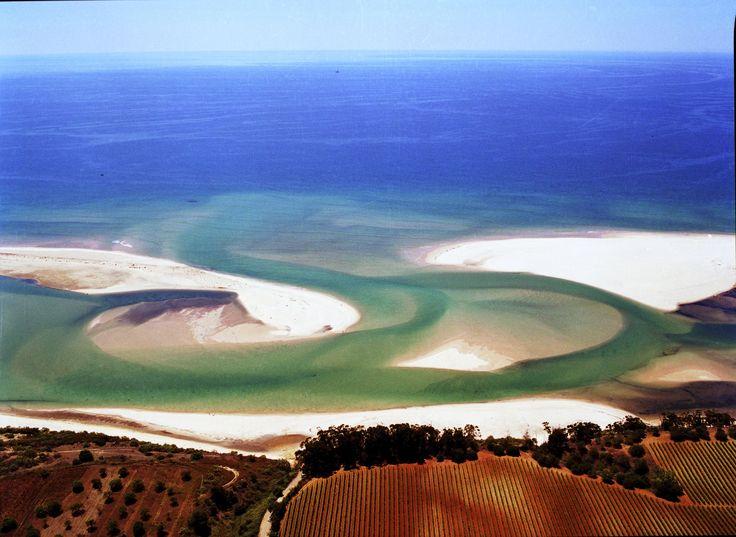 Tavira Island . Portugal