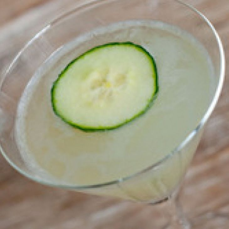 Cucumber Gimlet II Recipe | Delicious | Pinterest