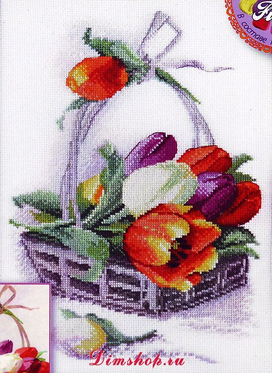 Набор для вышивания Марья Искусница 06.002.03