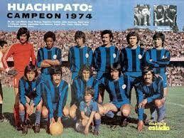 Huachipato campeón 1974