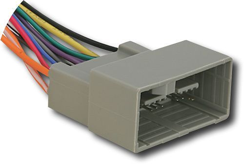 Metra Wiring Harness Adapter for 2008 and Later Honda
