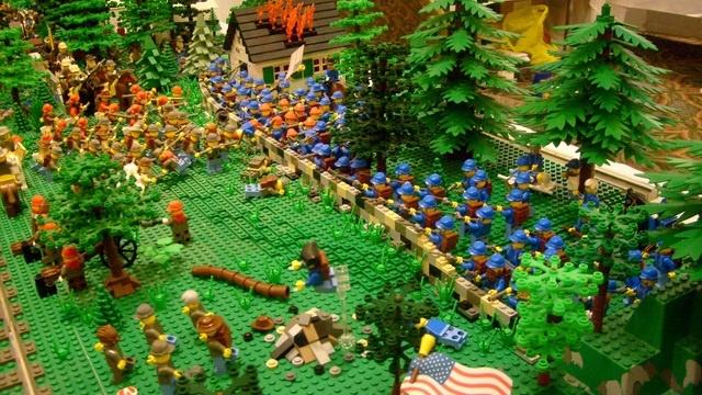 17 Best Images About Civil War Legos On Pinterest Great