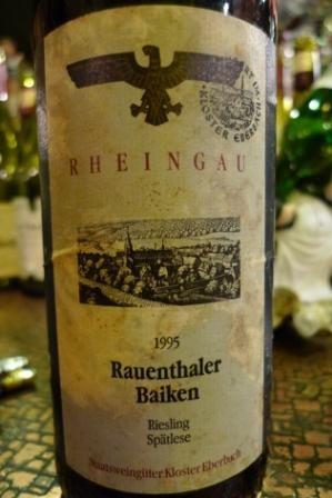 1995 Rauenthaler Baiken