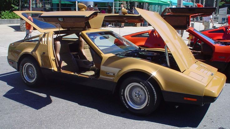 The Most '70s Cars of the 1970s