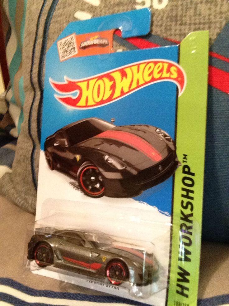 Ferrari D case