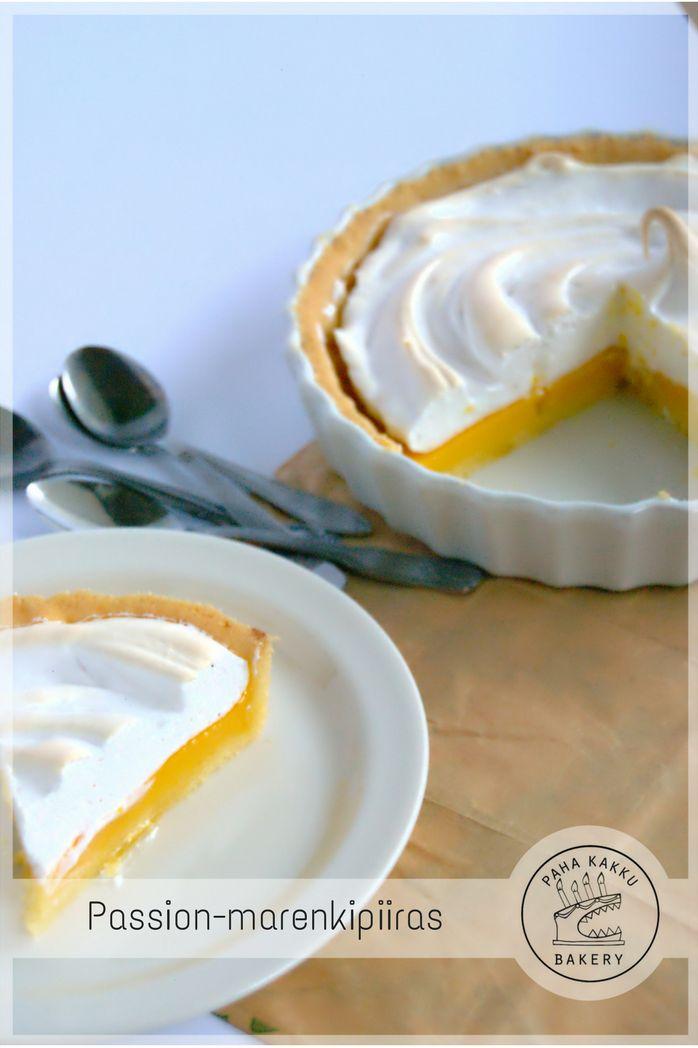 Passion-marenkipiiras | paha kakku bakery