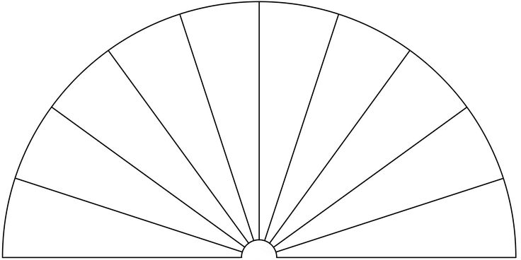 Dowsing Chart, 10 Pieces. You can use this picture to make your own Dowsing Chart, by adding any text or symbols you want.