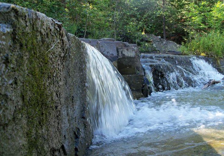 Pete's Dam, New Liskeard, Ontario