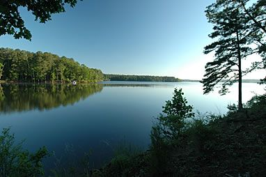 Blewett Falls Lake, located at mile 195 on the Yadkin-Pee Dee River, between Wadesboro and Rockingham NC, Richmond County. Beautiful photo opportunities, as well as great bream, striper, and catfish fishing! The lake is especially well known for its unusually large catfish regularly caught here.