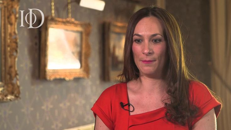 """""""A lot of people ask me how I got the ball rolling in the first place"""". #Backstage with #NikkiHesford from the #IoD #AnnualConvention2013, on how she started her #business. www.iod.com/annualconvention"""