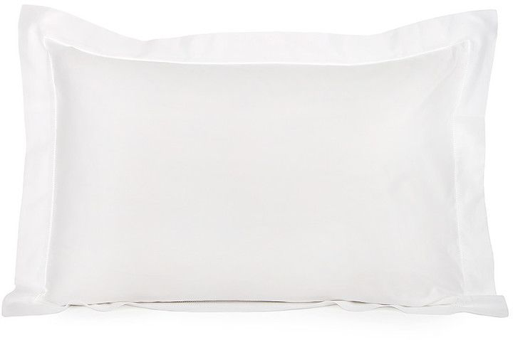 Josephine Home - Classic Hemstitch Pillowcase - White - 50x75cm