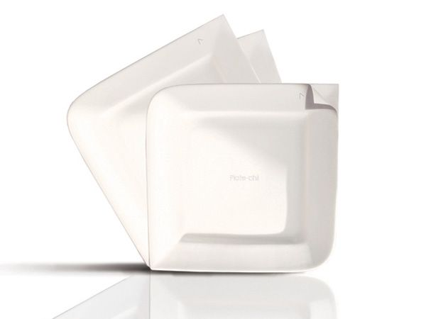 Plate-Oh! – Biodegradable Plate by Sahar Madanat Haddad