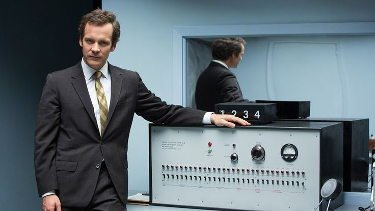 """Experimenter"" Film Review ~The controversial social psychologist Stanley Milgram gets a bio-pic as polymorphous as one of his own famed research studies in ""Experimenter,"" a highly formal, always fascinating movie from write..."