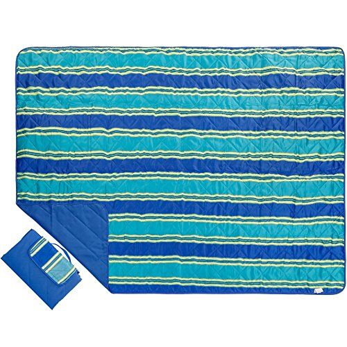 Outdoor Blanket Extra Large Picnic Blanket Water-Resistant and Sand Proof Beach Blanket- Compact Mat Folds into a Tote Bag for Traveling. For product & price info go to:  https://all4hiking.com/products/outdoor-blanket-extra-large-picnic-blanket-water-resistant-and-sand-proof-beach-blanket-compact-mat-folds-into-a-tote-bag-for-traveling/