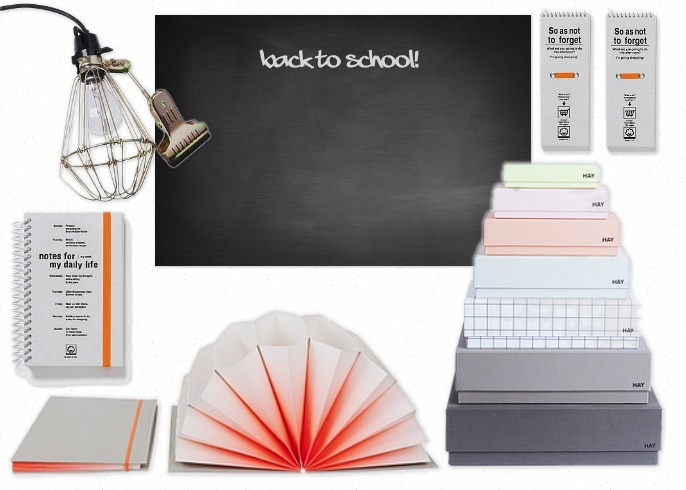 hviit: Back to school