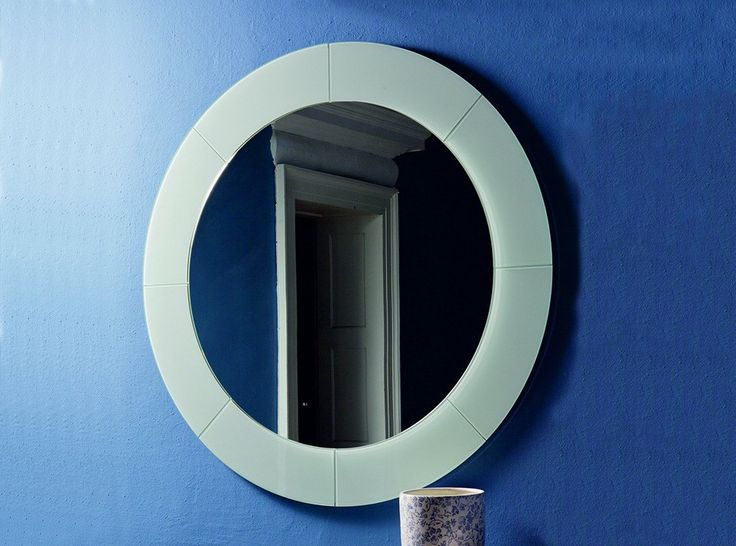 Regal Round Wall Mirror by Cattelan Italia - $1,100.00