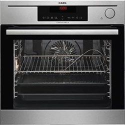 AEG BS730472KM Competence Electric Built-in Steam Oven Antifingerprint Stainless…