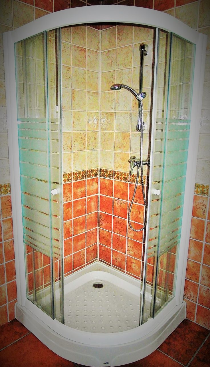 Cabina de ducha vivienda prefabricadas www for Cera de hormigon para azulejos de bano