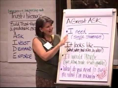 Alison Armstrong: Getting What You Need