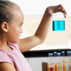 One of the hardest parts of doing a science fair project is coming up with a good idea. - Stockbyte, Getty Images