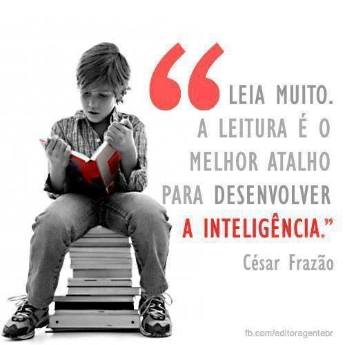 Leitura e inteligência
