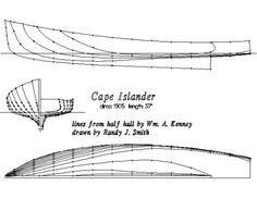 Lobster Boat Plan