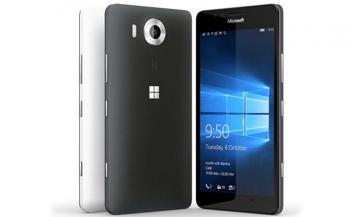 What do you make of the Lumia 950?
