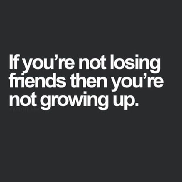 Losing A Friendship: Best 25+ Losing Friends Quotes Ideas Only On Pinterest