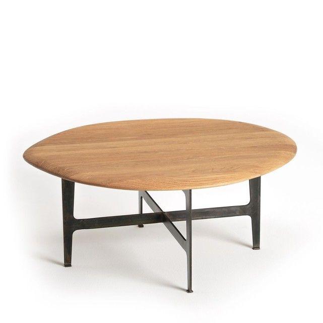 Table basse chêne petit modèle, Addisson AM.PM