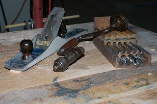 My 18th Century Woodworking Bench Doin It Old School Roubo