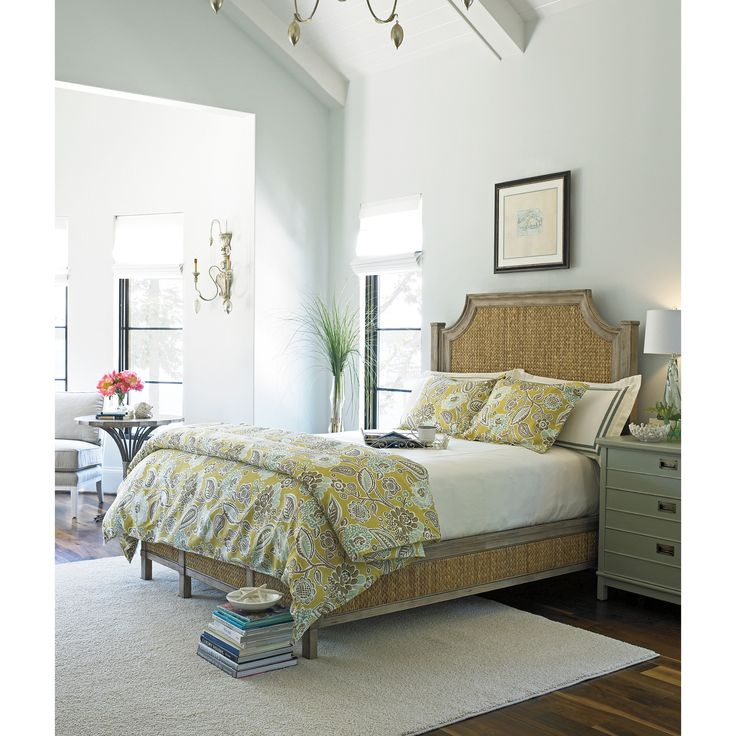 bedroom with seagrass headboard target wicker furniture with seagrass