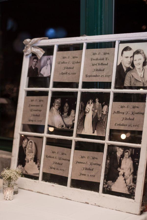 The 25+ best Wedding memory table ideas on Pinterest