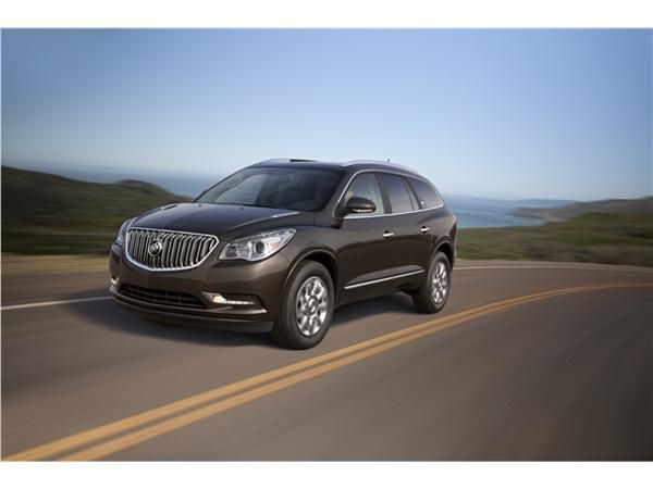 2015 Buick Anthem Review And Specs