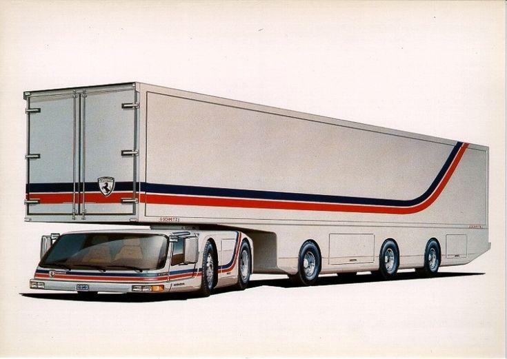 Tento supersport mezi tahači měl přepsat historii kamionů, nezměnil nic - 6 -