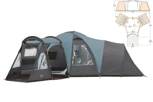 Family tents - our 5 best family tents | Mumsnet
