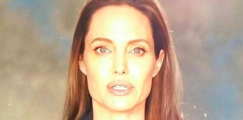[VÍDEO] Reaparece Angelina Jolie tras divorcio...