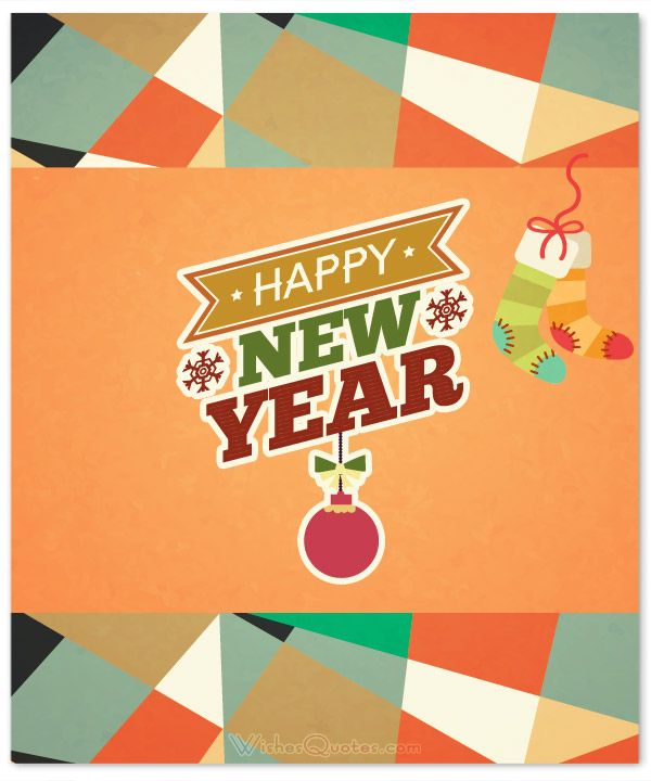 Happy New Year #wishes #greeting #cards