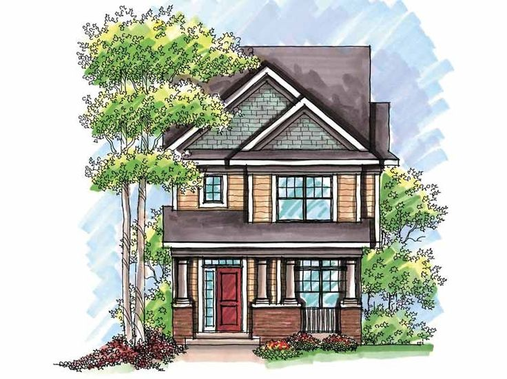 10 best house features images on pinterest my house for Original craftsman house plans