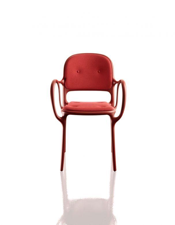Für Magis Entwarf Jamie Hayon U201eMilàu201c, Seinen Ersten Stuhl Aus Kunststoff,  Inspiriert