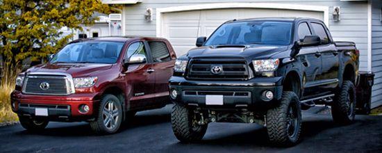 2013 Toyota Tundra 4x4 Lifted