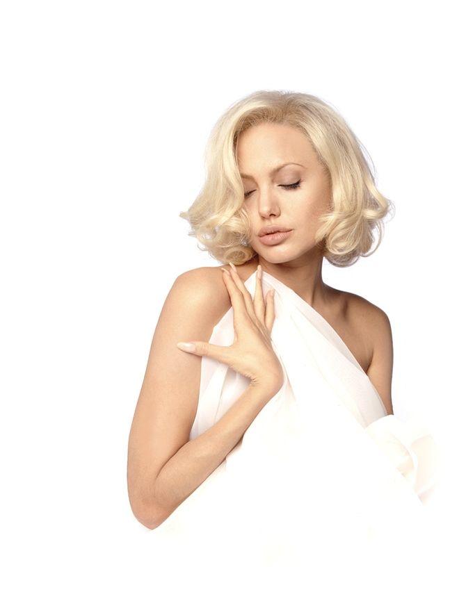 Angelina Jolie par Douglas Kirkland