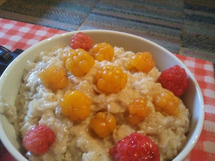 Cloud berries (lakka)