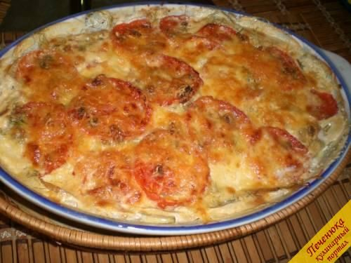 Гратен из картофеля (пошаговый рецепт с фото) — Кулинарный портал Печенюка